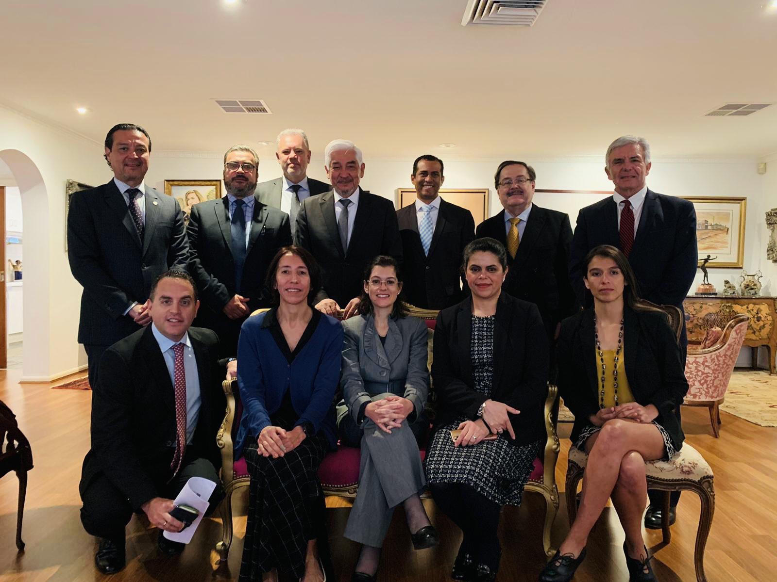 Heads of Mission Latinamerica Australia