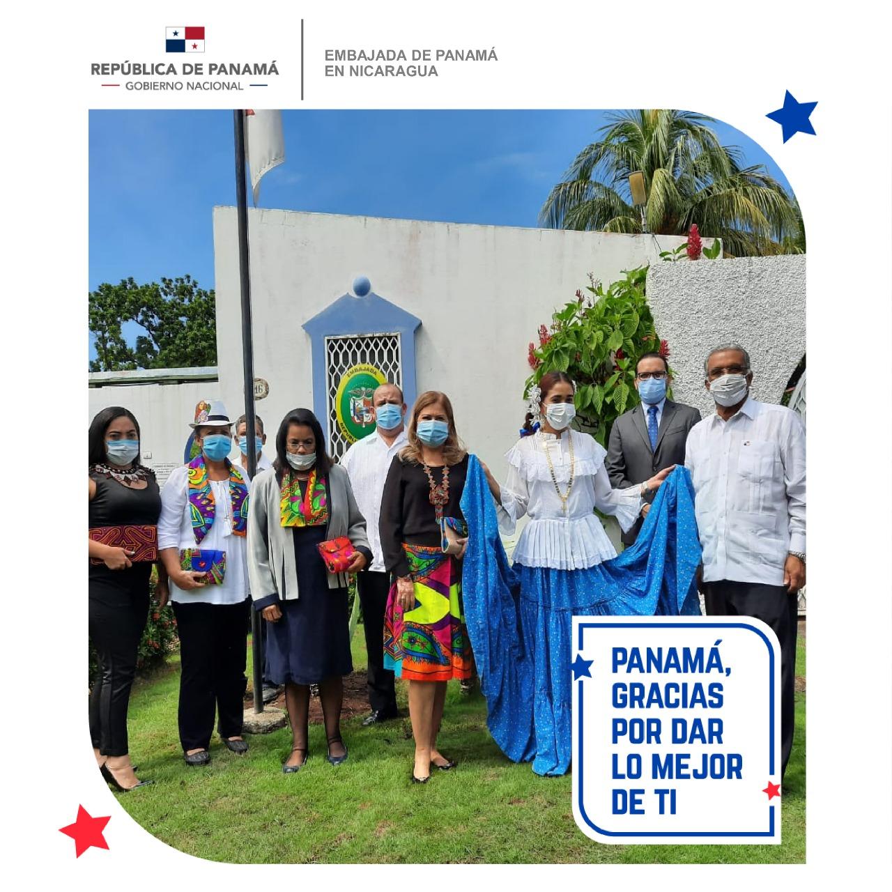 Embajada de Panamá en Nicaragua